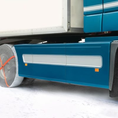 Łańcuchy śniegowe AutoSock dla ciężarówek