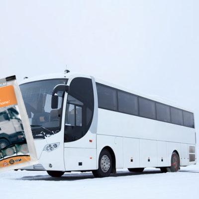 Łańcuchy śniegowe AutoSock dla autobusów