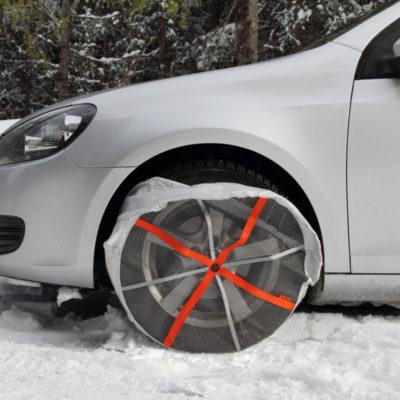Łańcuchy śniegowe do GOLFA