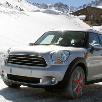 Tekstylne łańcuchy śniegowe AutoSock dla MINI